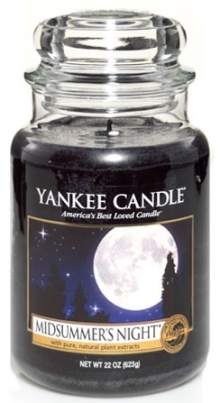 Midsummer's Night Candle Yankee Candle Co