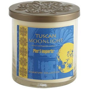 Tuscan Moonlight Candle Pier 1