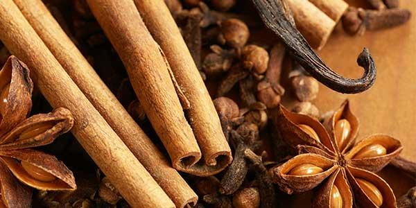 Cinnamon Spiced Vanila