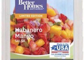 Habanero Mango Salsa Wax Melt Review
