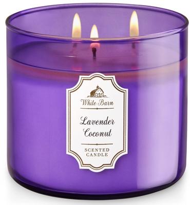 Lavender Coconut