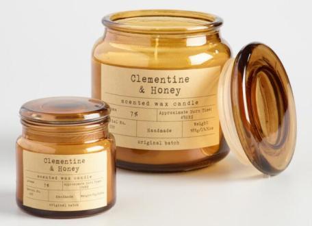 Clementine Honey
