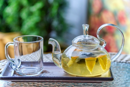 Tea & Lemon