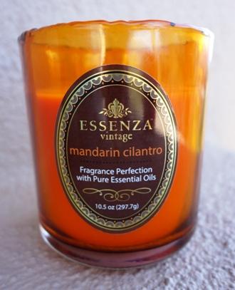 Mandarin Cilantro