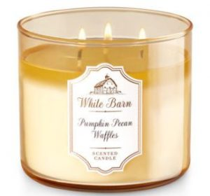Best pumpkin pie candle