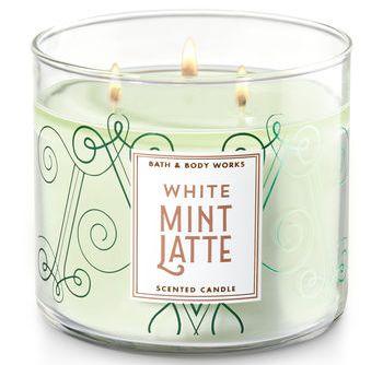 White Mint Latte