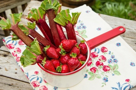 Strawberry Rhubarb