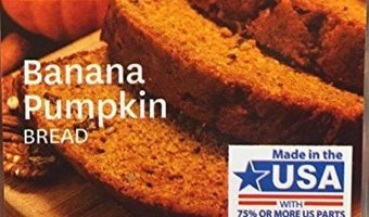 Banana Pumpkin Bread Scented Melt Review