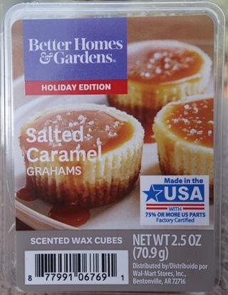 Salted Caramel Grahams