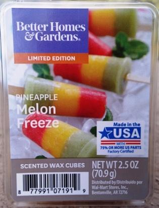 Pineapple Melon Freeze