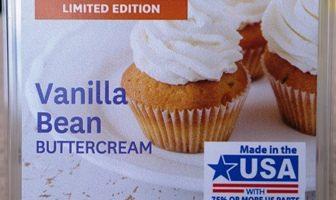 Vanilla Bean Buttercream