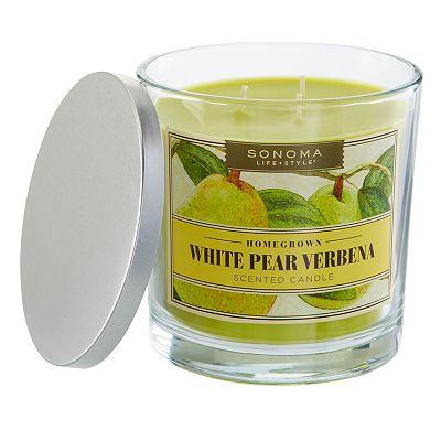 White Pear Verbena