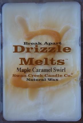 Maple Caramel Swirl