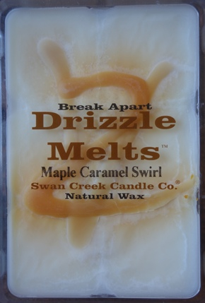 Maple Caramel Swirl