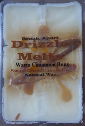 Warm Cinnamon Buns