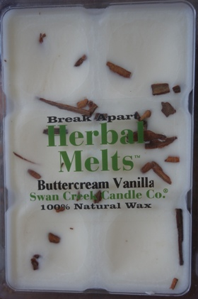 Buttercream Vanilla Wax Melts Swan Creek Candle Co