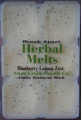 Blueberry Lemon Zest