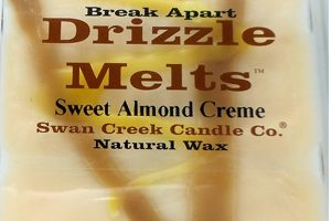 Sweet Almond Creme Drizzle Melt Review