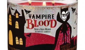 Halloween Scented Candles – 2018
