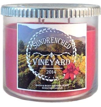 Sundrenched Vineyard