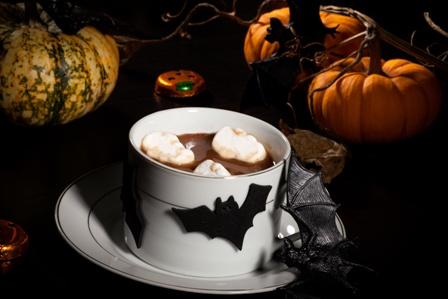 Hot Cocoa & Scream