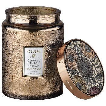 Copper Clove Candle