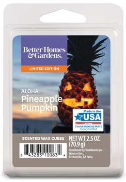 Aloha Pineapple Pumpkin