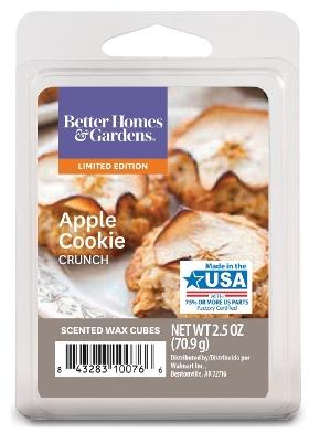 Apple Cookie Crunch