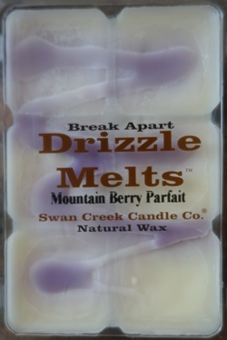 Mountain Berry Parfait Wax Melts by Swan Creek Candle Co