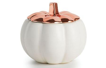 Rustic Pumpkin Candle