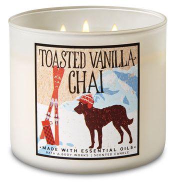 Toasted Vanilla Chai