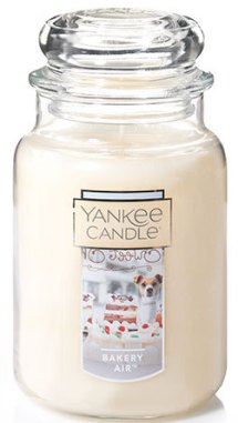 Bakery Air Candle Yankee Candle