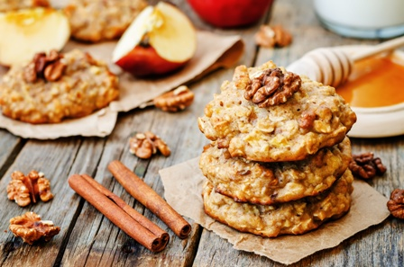 Apple Cookie Crunch
