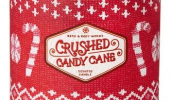 Christmas Candles from Bath & Body Works 2018