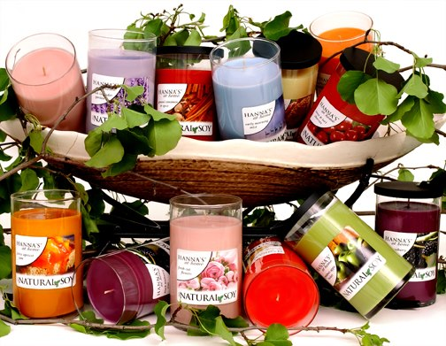 Best Candle Companies - Hanna's Candles