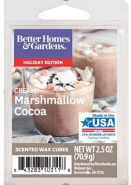 Creamy Marshmallow Cocoa