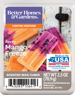 Berry Mango Freeze
