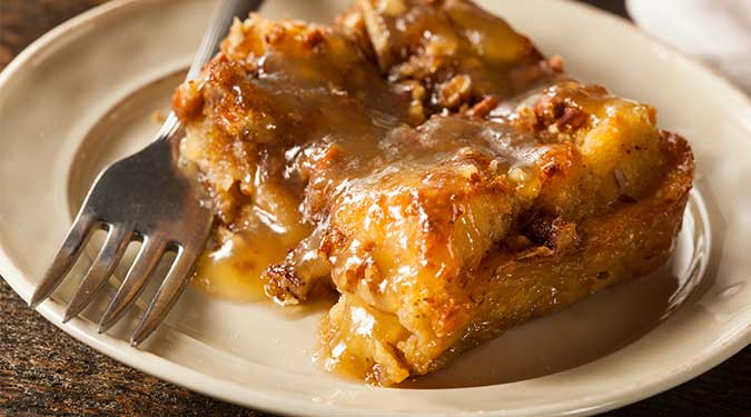 Bread Pudding Wax Melt Review