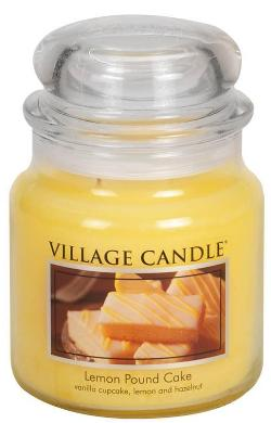 Lemon Pound Cake Candle Village Candle