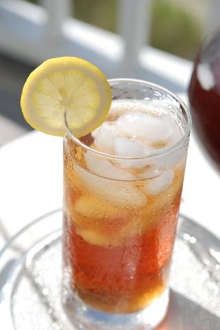 Sparkling Iced Tea