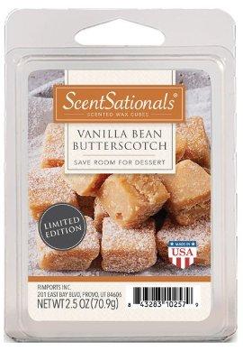 Vanilla Bean Butterscotch