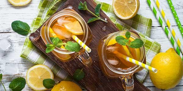 Ice Tea Wax Melt Review