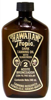 Hawaiian Tropics Suntan Oil