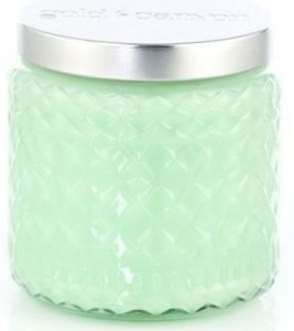 Coconut Blossoms Candle Gold Canyon