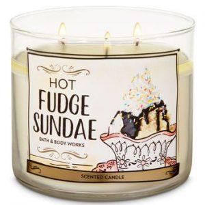 Hot Fudge Sundae Candle Bath & Body Works