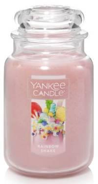 Rainbow Shake Candle Yankee Candle