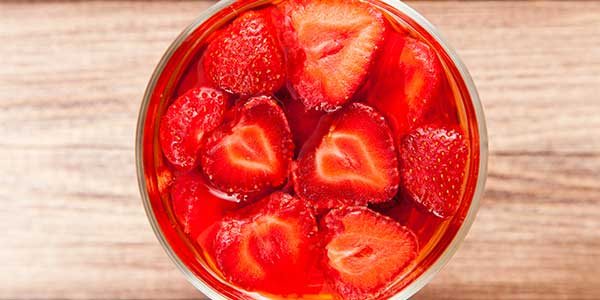 Strawberry Jello Wax Melt Review