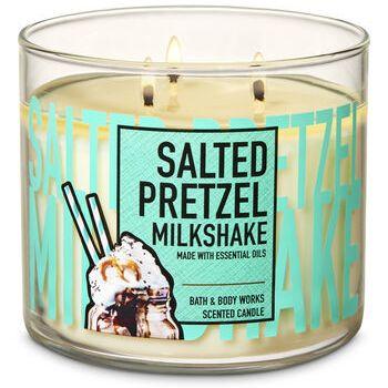 Salted Pretzel Milkshake