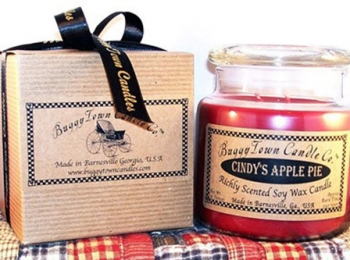 BuggyTown Candles