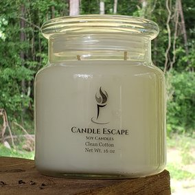 Clean Cotton, Candle Escape